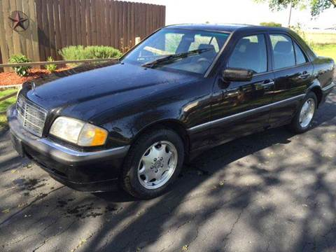 1999 Mercedes-Benz C-Class for sale in Pflugerville, TX
