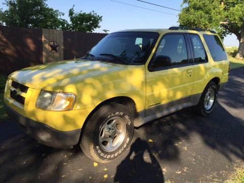 2002 Ford Explorer Sport for sale in Pflugerville, TX