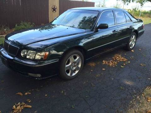 2000 Infiniti Q45 for sale in Pflugerville, TX