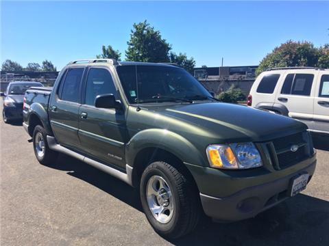 2002 Ford Explorer Sport Trac for sale in Shingle Springs, CA