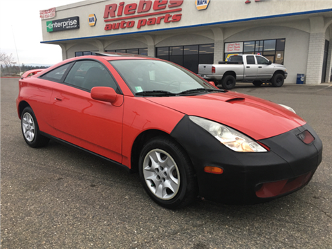 2001 Toyota Celica for sale in Shingle Springs, CA