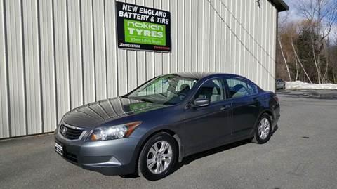 2008 Honda Accord for sale in Vassalboro, ME
