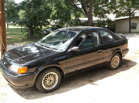 1997 Toyota Tercel for sale in Raleigh, NC
