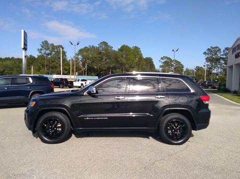 2014 Jeep Grand Cherokee for sale in Adel, GA