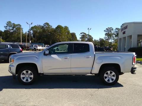 2018 GMC Canyon for sale in Adel, GA