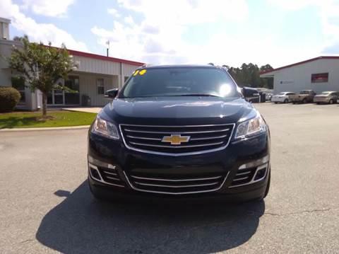 2014 Chevrolet Traverse for sale in Adel, GA