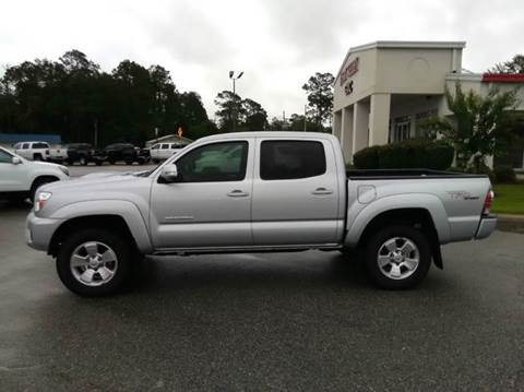 2013 Toyota Tacoma for sale in Adel, GA