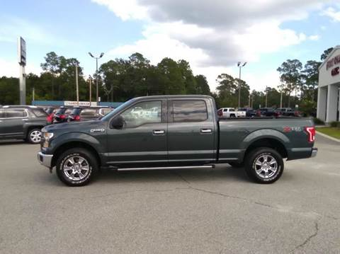 2015 Ford F-150 for sale in Adel, GA