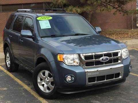 2010 Ford Escape for sale in Kansas City, MO