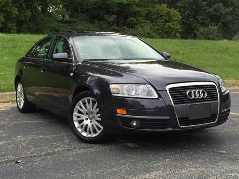 2006 Audi A6 for sale in Kansas City, MO