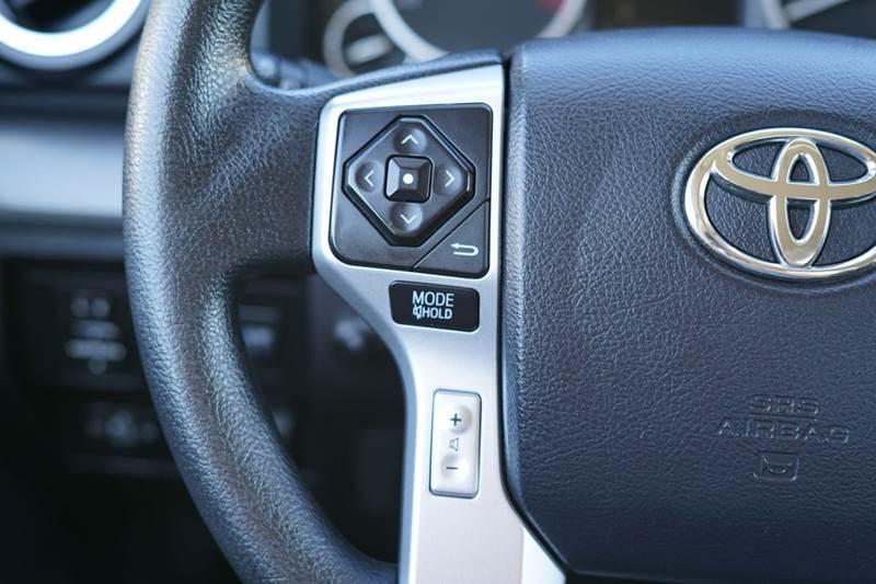 2015 Toyota Tundra TRD Pro 4x4 4dr CrewMax Cab Pickup SB (5.7L V8) - Roseville CA