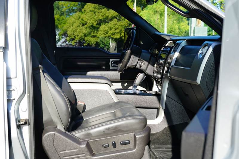2011 Ford F-150 FX4 4x4 4dr SuperCrew Styleside 6.5 ft. SB - Roseville CA