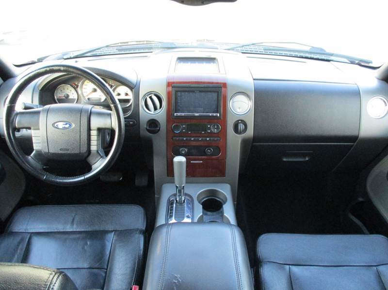 2005 Ford F-150 Lariat 4dr SuperCrew Rwd Styleside 5.5 ft. SB - Roseville CA