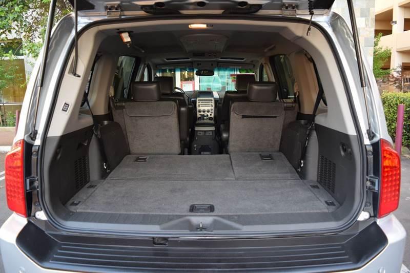 2007 Infiniti QX56 4dr SUV 4WD - Roseville CA