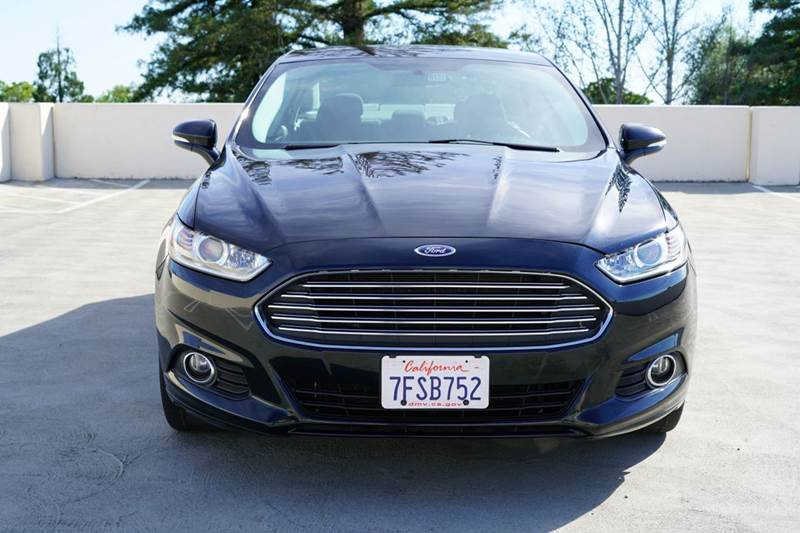 2014 Ford Fusion SE 4dr Sedan - Roseville CA