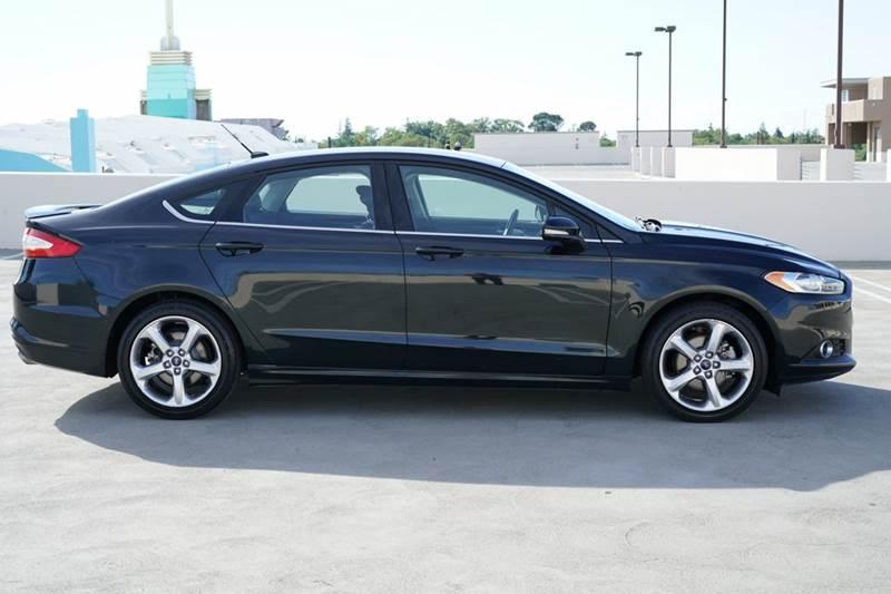 2014 Ford Fusion SE 4dr Sedan - Roseville CA