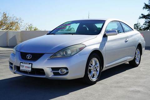 2007 Toyota Camry Solara for sale in Roseville, CA