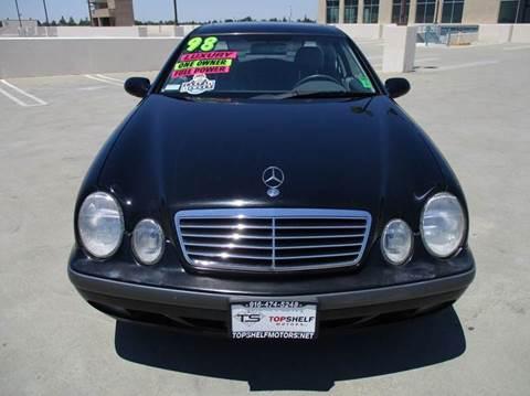 1998 Mercedes-Benz CLK