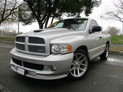 dodge ram pickup 1500 srt 10 for sale. Black Bedroom Furniture Sets. Home Design Ideas