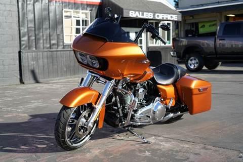 2015 Harley-Davidson Road Glide for sale in Roseville, CA