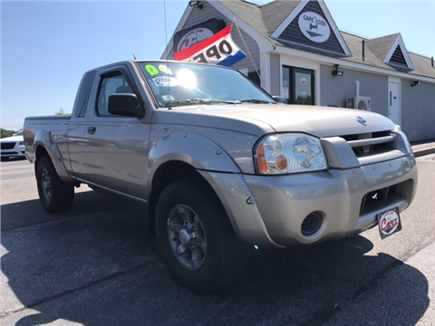 2004 Nissan Frontier for sale in Hyannis, MA