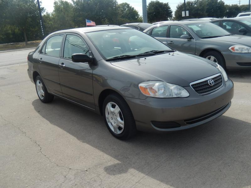 2008 toyota corolla for sale in garland tx. Black Bedroom Furniture Sets. Home Design Ideas