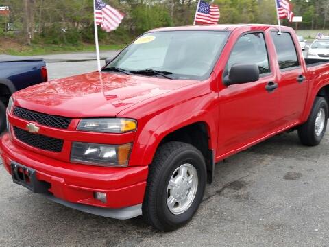 2005 Chevrolet Colorado for sale in Foxboro, MA