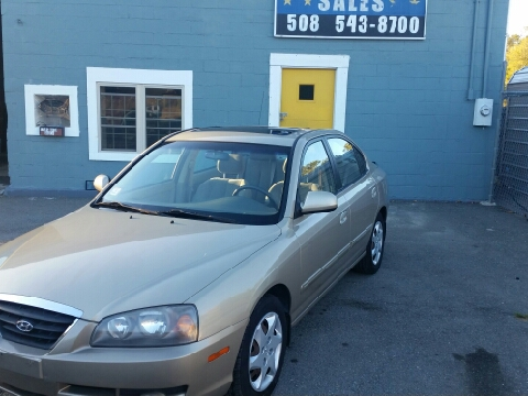 2006 Hyundai Elantra for sale in Foxboro, MA