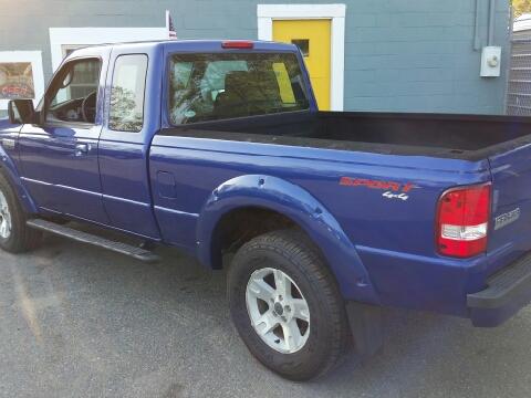 2006 Ford Ranger for sale in Foxboro, MA