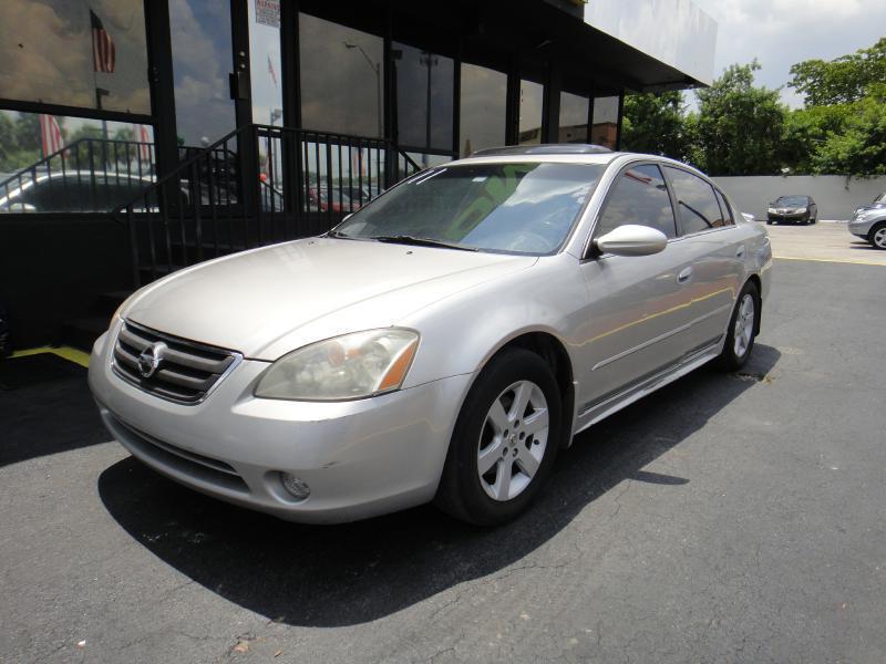 2003 Nissan Altima In Miami FL