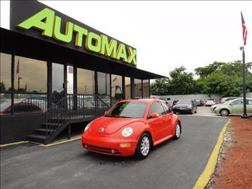 2004 Volkswagen New Beetle for sale in Miami, FL