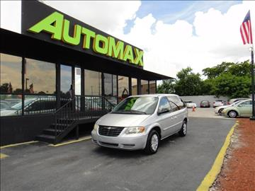 2006 Chrysler Town and Country for sale in Miami, FL