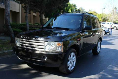 2004 Land Rover Range Rover for sale in San Bruno, CA
