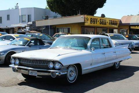 1961 cadillac fleetwood for sale. Cars Review. Best American Auto & Cars Review