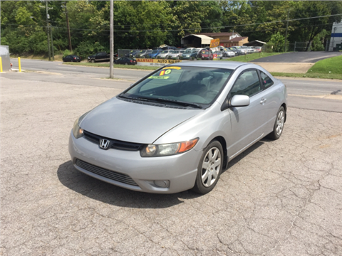 2010 Honda Civic for sale in Nashville, TN
