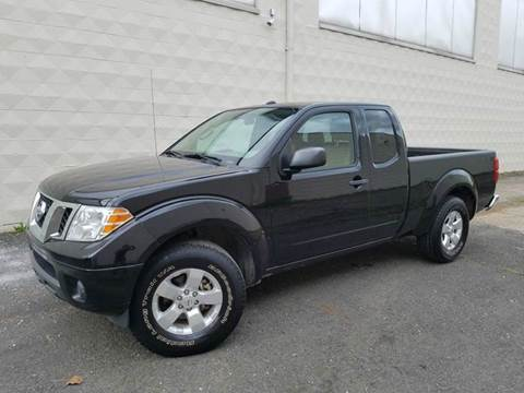 2013 Nissan Frontier for sale in Hasbrouck Heights, NJ