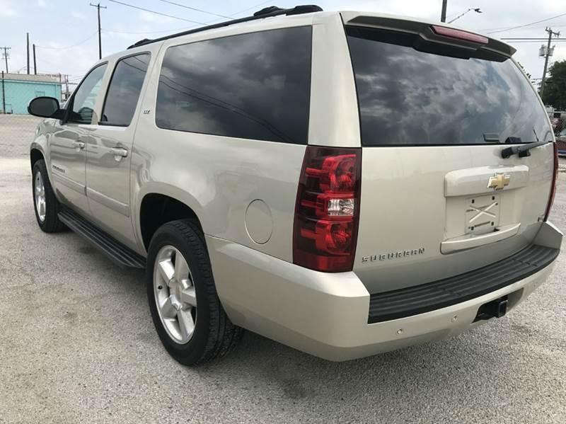 2007 Chevrolet Suburban LTZ 1500 4dr SUV - San Antonio TX