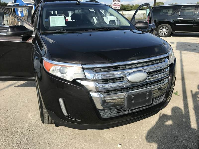 Ford Edge Limited Dr Crossover San Antonio Tx