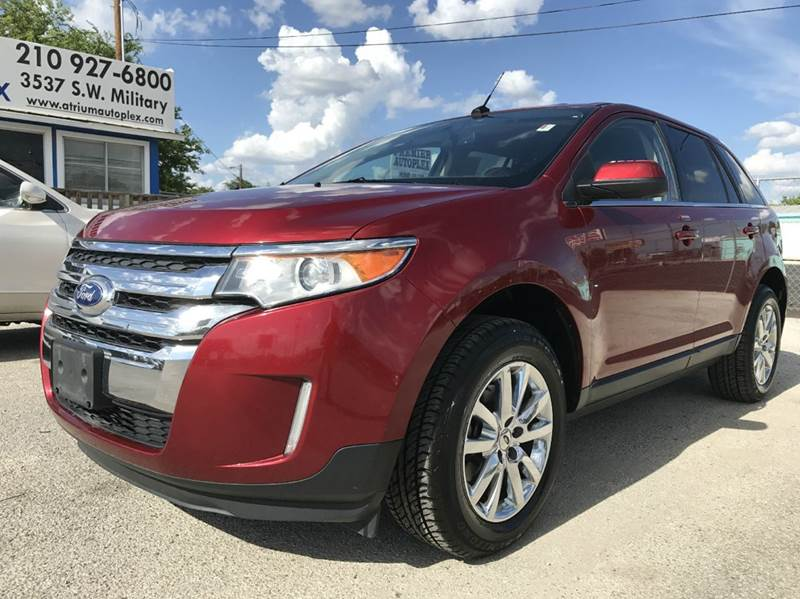 2013 Ford Edge Limited 4dr Crossover - San Antonio TX