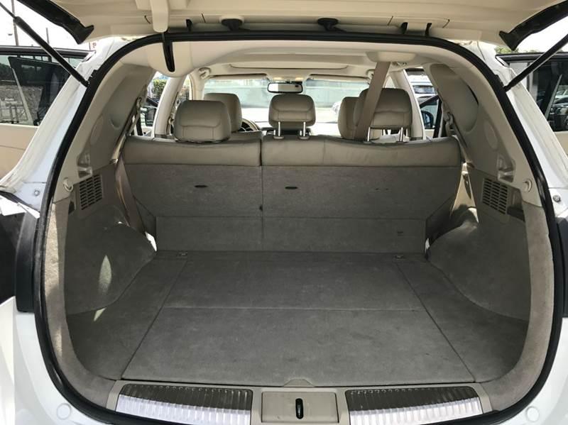 2009 Nissan Murano SL 4dr SUV - San Antonio TX