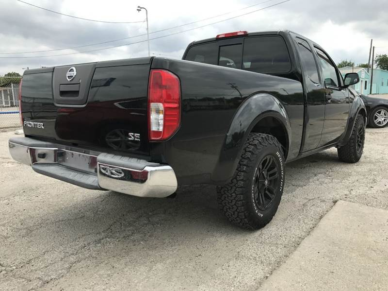2008 Nissan Frontier 4x2 SE 4dr King Cab 6.1 ft. SB Pickup 5A - San Antonio TX