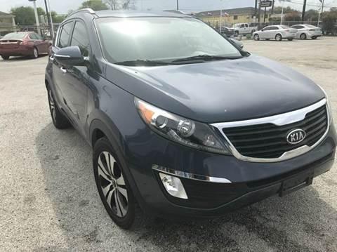 2012 Kia Sportage for sale in San Antonio, TX