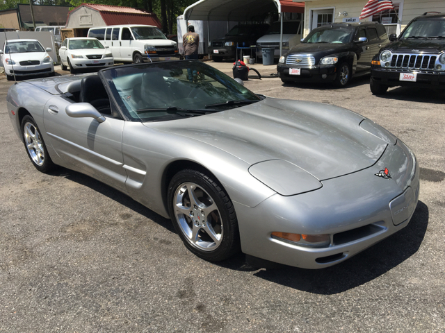 2004 Chevrolet Corvette Base 2dr Convertible - Myrtle Beach SC