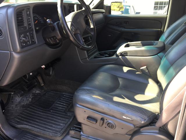 2005 GMC Sierra 3500 SLT 4dr Crew Cab 4WD LB DRW - Myrtle Beach SC