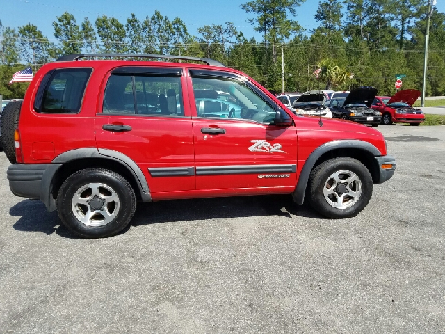 2003 Chevrolet Tracker ZR2 4WD 4dr SUV - Myrtle Beach SC