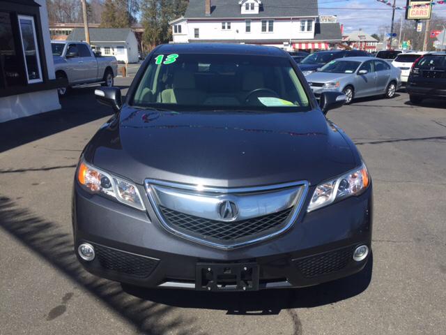 2013 Acura RDX w/Tech AWD 4dr SUV w/Technology Package - Holyoke MA
