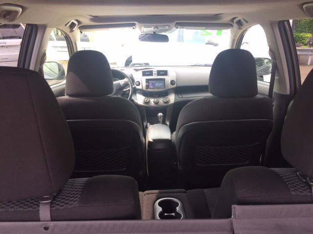 2012 Toyota RAV4 4x4 Sport 4dr SUV - Holyoke MA
