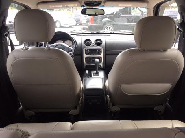 2003 Jeep Liberty Limited 4WD 4dr SUV - Holyoke MA
