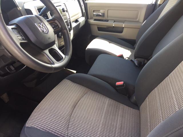 2012 RAM Ram Pickup 1500 SLT 4x4 4dr Quad Cab 6.3 ft. SB Pickup - Holyoke MA