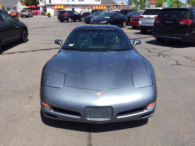 2003 Chevrolet Corvette Base 2dr Coupe - Holyoke MA